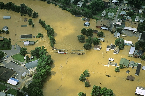 Clarion (PA) United States  city photos : ... photo of Flash Flood, Clarion County, Pennsylvania,, PA United States