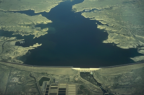 Pueblo (CO) United States  City pictures : ... photo of Lake Pueblo Dam, Pueblo County, Colorado, CO United States