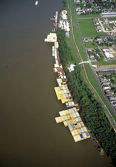 Chalmette (LA) United States  city photo : ... of Mississippi River Barges, New Orleans, Louisiana, LA United States