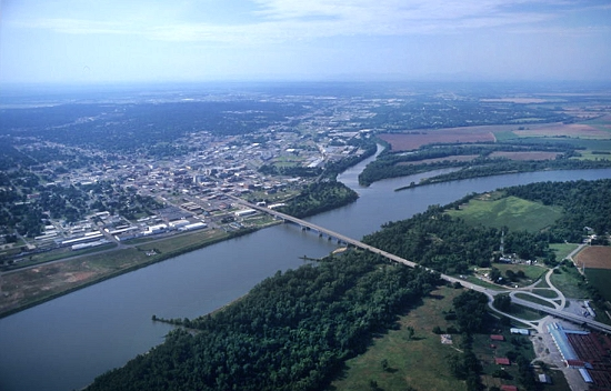 Fort Smith (AR) United States  city photo : ... photo of Arkansas River, I 40, Fort Smith, Arkansas, AR United States