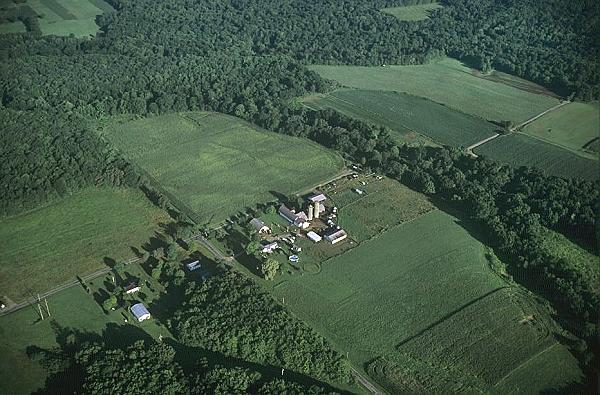 Mercer (PA) United States  City new picture : ... photo of Farm, I 80, Mercer County, Pennsylvania, PA United States