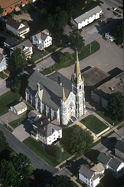 Rutland (VT) United States  City new picture : ... photo of Rutland Church, US Hy. 4, Rutland, Vermont, VT United States