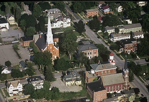 Rutland (VT) United States  city pictures gallery : ... photo of Rutland Church, US Hy. 4, Rutland, Vermont, VT United States