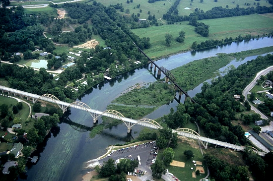 Marion (AR) United States  City pictures : ... of White River Bridges, Marion County, Arkansas, AR United States