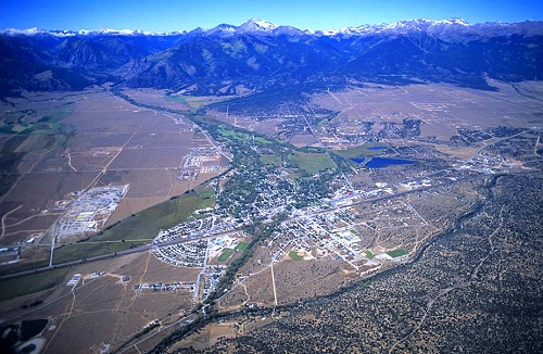 Buena Vista (CO) United States  city photos gallery : ... photo of Buena Vista, Chaffee County, Colorado, CO United States